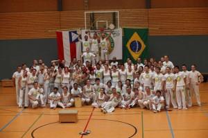 Batizado UNICAR Braunschweig 2013