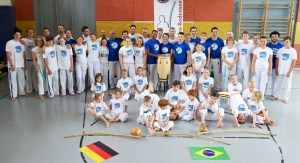 Capoeira Uniao Sommer 2016