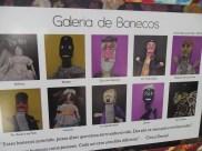 Galeria de bonecos mamulengos