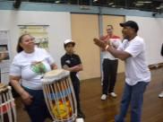 Seminário Capoeira e Cidadania, Cepeusp - USP