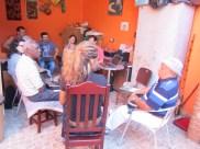 Mestre Durval do Coco participa da reunião do CEACA e reafirma: tenho 79 anos. 06/7/2014.