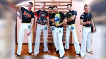 Capoeira Brasil - Instrutor Mata - Czechowice-Dziedzice - Bielsko-Biała