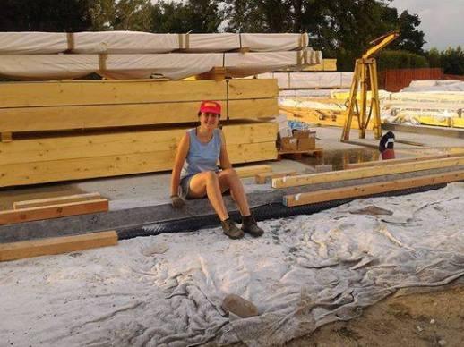 L'arrivo del legno strutturale