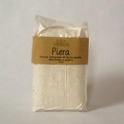 Piera - Farina di farro integrale 1kg3€/kg