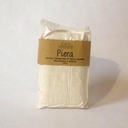 Piera - farina di farro integrale (500 g)2€/sacchetto