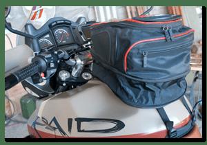 Aprilia Caponord ETV1000 Rally-Raid tank bag AP8792174