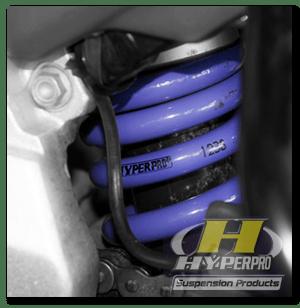 Aprilia Caponord ETV1000 Rally-Raid - Hyperpro rear spring