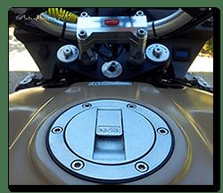 Aprilia Caponord ETV1000 Rally-Raid - fuel economy