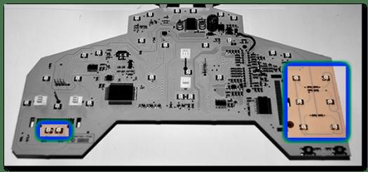 Aprilia Caponord ETV1000 Rally-Raid - Dashboard LED's to replace
