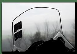 Aprilia Caponord ETV1000 Rally-Raid windscreen