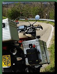 Aprilia Caponord ETV1000 Rally-Raid rider hits 1,000,000 miles