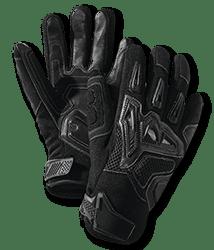 Lidl Level 1 motorcycle summer gloves - 2016