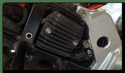 Aprilia Caponord ETV1000 Rally-Raid Shindengen FH008 FH012 rectifier regulator