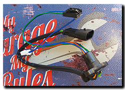 Aprilia Caponord ETV1000 Rally-Raid fuel pump harness (AP8124664) connector Superseal