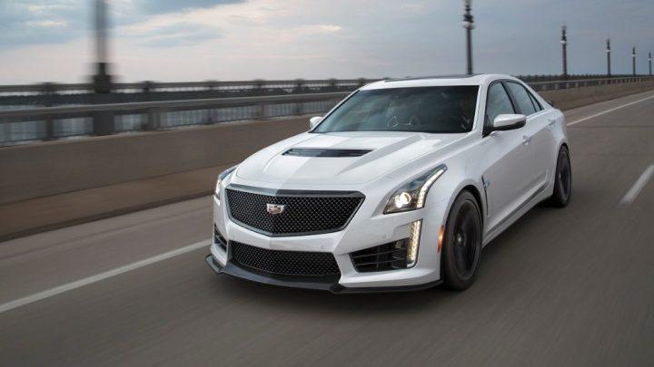 Cadillac CTS V-Sport 2017