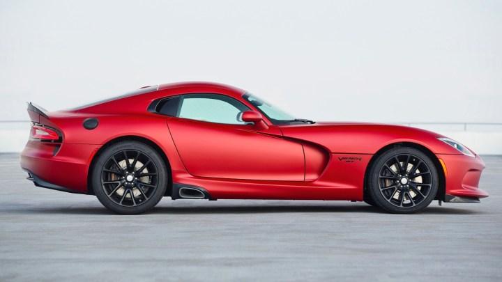Dodge Viper 2021: ¡Renace una leyenda!