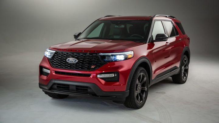 El Ford Explorer ST 2020 moverá el mercado de las SUV
