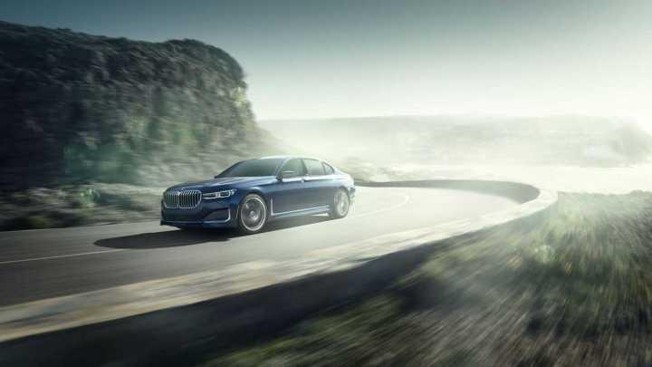 El Alpina B7 2020 de BMW es el sedán más rápido que puedes comprar