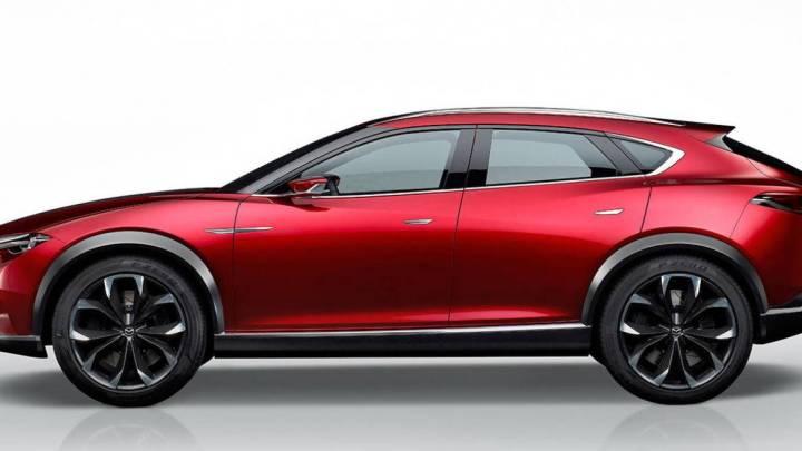 Pronto tendremos un nuevo Mazda CX-4 Crossover