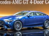 Mercedes-AMG GT 4 puertas de 2019