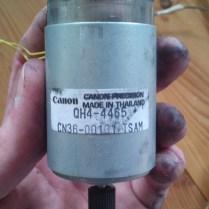 QH4-4465 Canon DC Motor