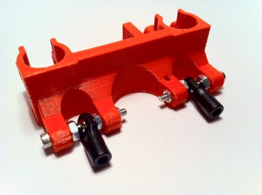 Rostock Mini Modded Idler End with Traxxas #5347