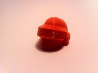 Thomas Bangalter's Daft Punk Helmet