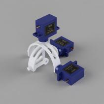 Miro bot Fusion render