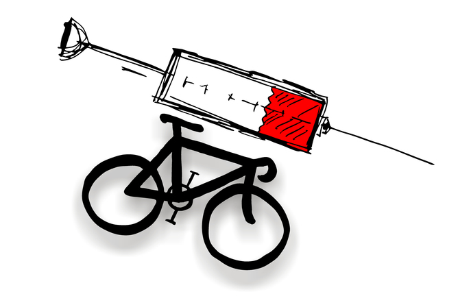 blood doping and cycling Blood doping increases an athlete's red blood cell count and boosts performance.