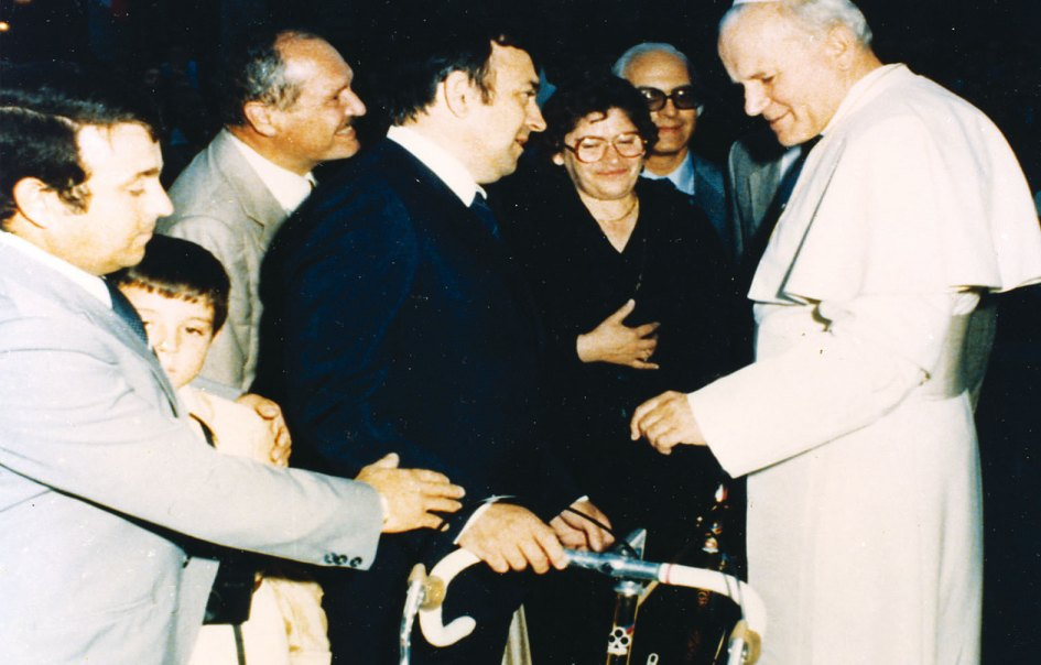 colnago pope