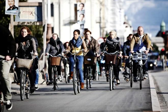 La bicicleta es el mejor arma para luchar contra la contaminación de aire en las ciudades