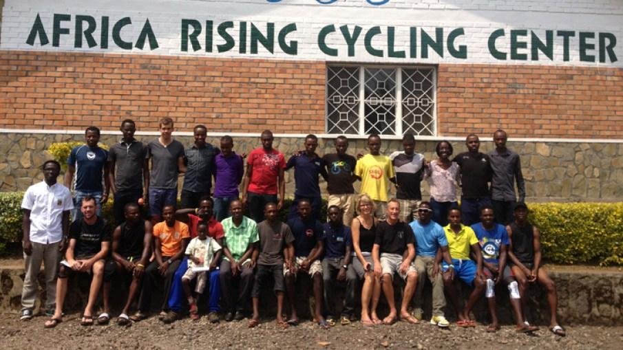 africarising