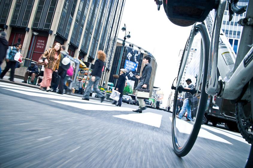 NYC by Bike