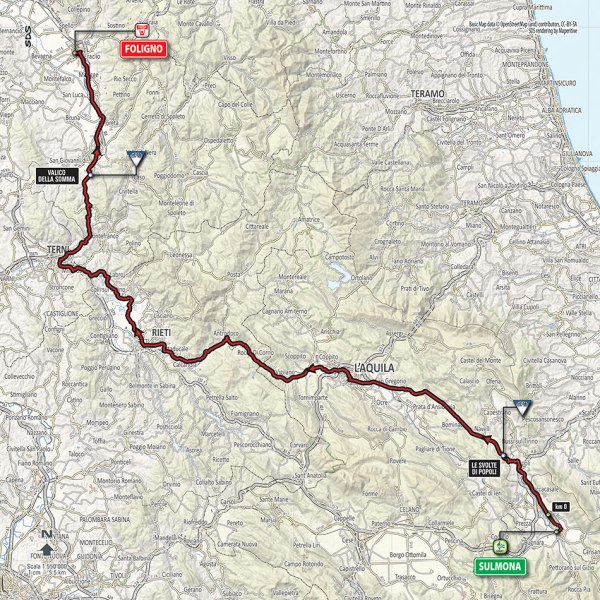 Giro-dItalia-2016-Stage-7-Sulmona-to-Foligno-route-map-profile-stage-information-route-map