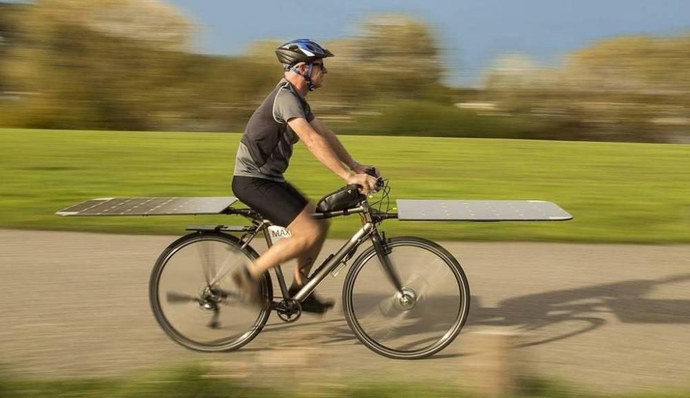 Solar-bike