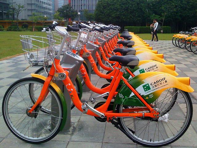 Taiwan's Cycling Culture - YouBike