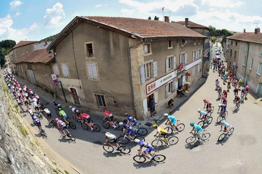 Criterium du Dauphine 2016 - 09/06/2016 - Etape 4 - Tain-l'Hermitage/ Belley (176km) -