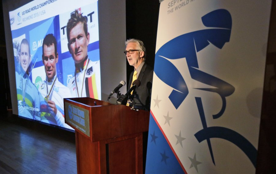 brian cookson uci president cycling