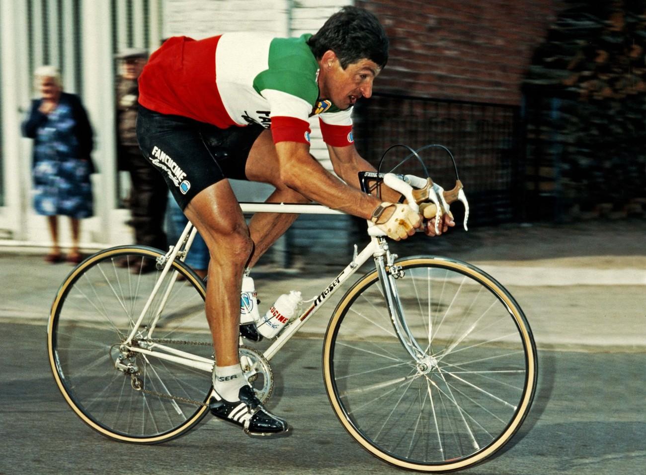 Capovelo Com Francesco Moser