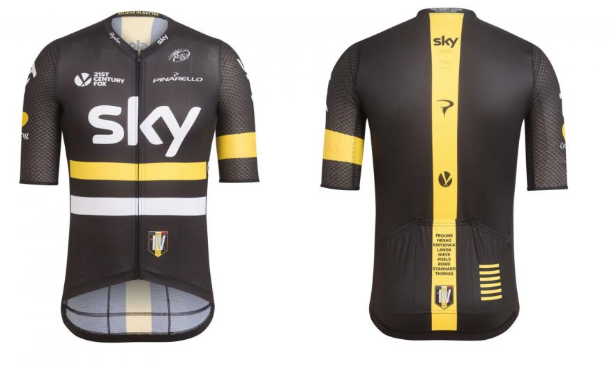 team-sky-yellow-jerseys