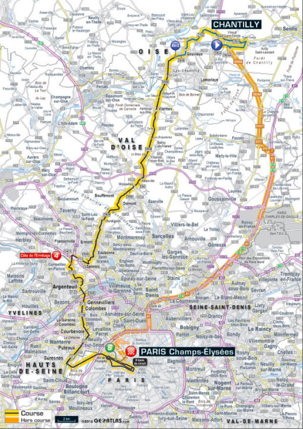 tour_de_france_2016_stage_21_map