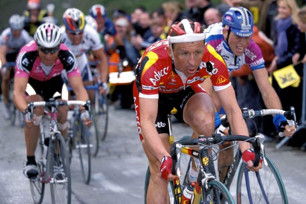CYCLING : RONDE VAN VLAANDEREN 2001 / TCHMIL ANDREI / TOUR DES FLANDRES / www.iso-sport.be