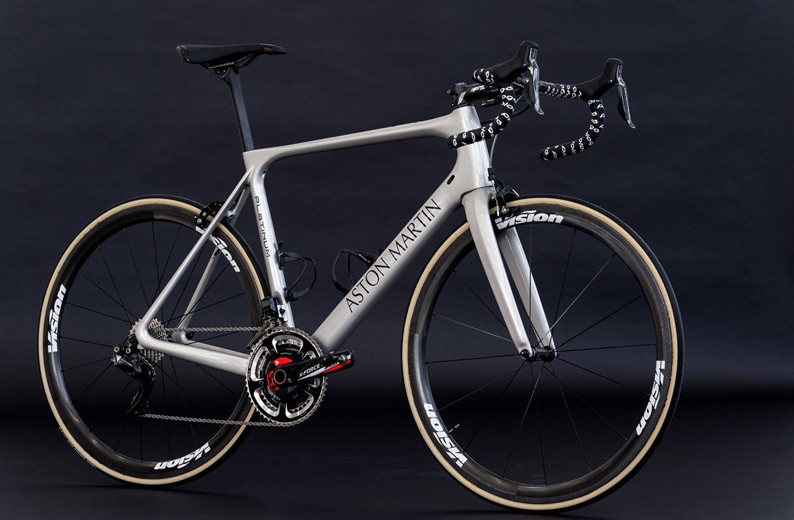 Capovelo Com Storck Bicycles Nalini And Aston Martin Sponsor One Pro Cycling Team