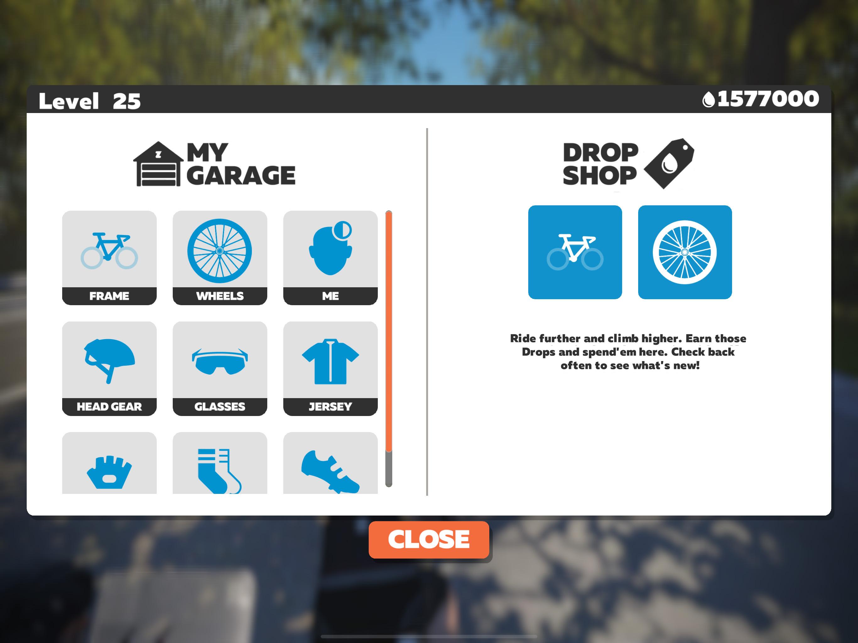 CapoVelo com | Zwift Launches New Drop Shop Virtual Store