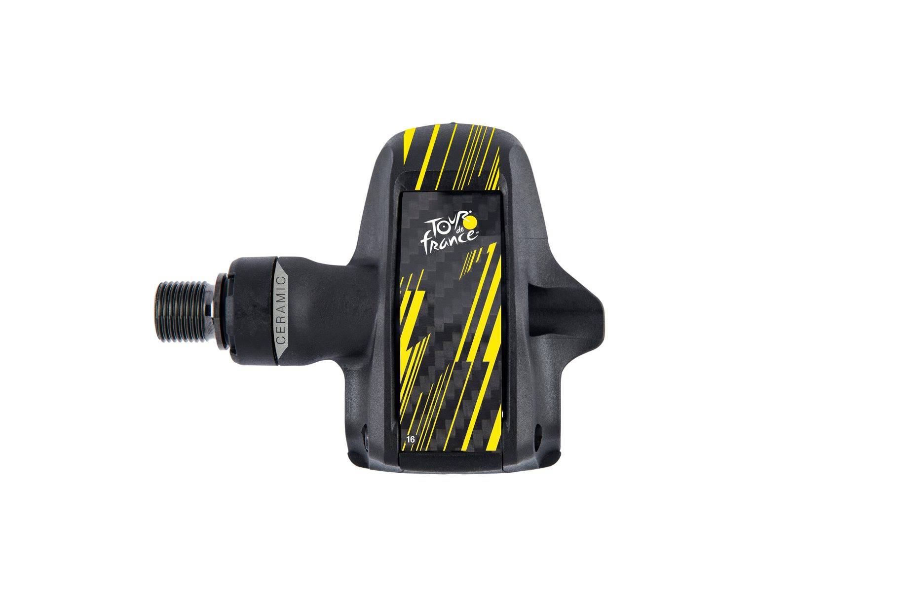 Capovelo Com Look Cycles Offers Tour De France Limited Edition Keo Blade Carbon Ceramic Pedals With Titanium Spindles
