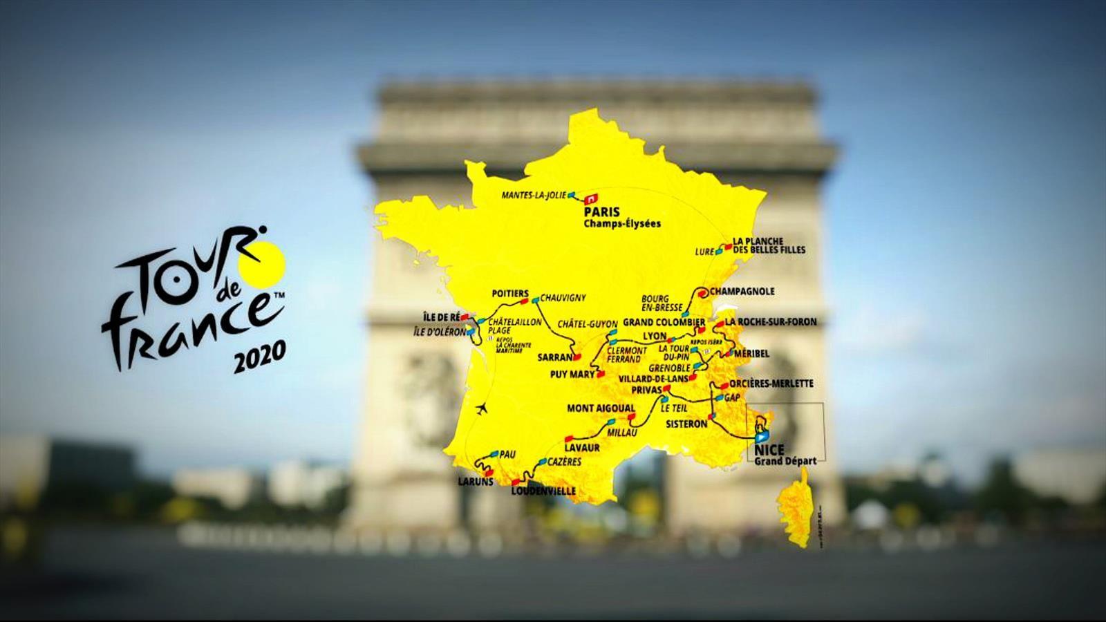 Capovelo Com Wildcard Teams Announced For 2020 Tour De France