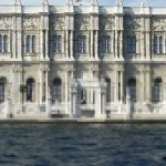 Большой зал дворца Долмабахче - Стамбул