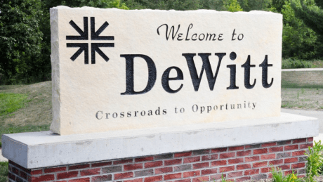 DeWitt, IA Corssroads to Opportunity