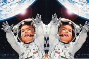 bebe astronauta