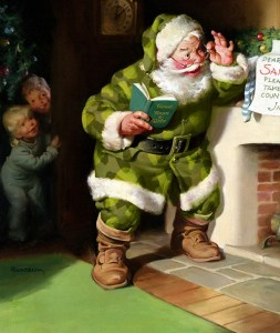 Santa Claus (verdadero)